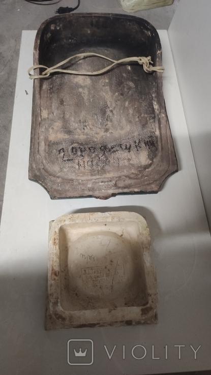 Фрагмент камина Ежи Анджеевский, фото №9
