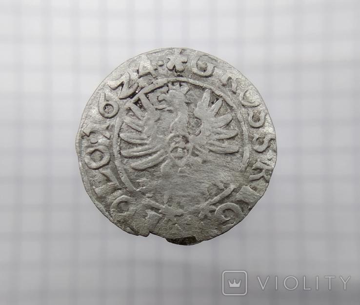 Грош 1624 г, фото №2