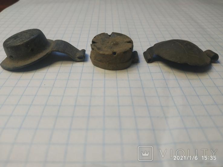 Колпачки от люльки, фото №4