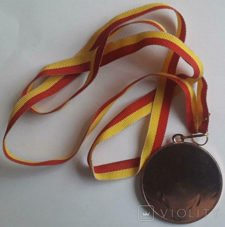Спортивна Медаль VIIІ Mistrzostwa aglomeracji Wroczlawskiej w koszykowce 2019, фото №2