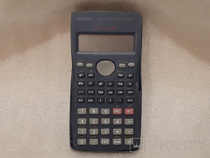 Калькулятор Casio, фото №2
