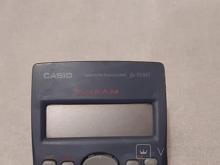 Калькулятор Casio, фото №3