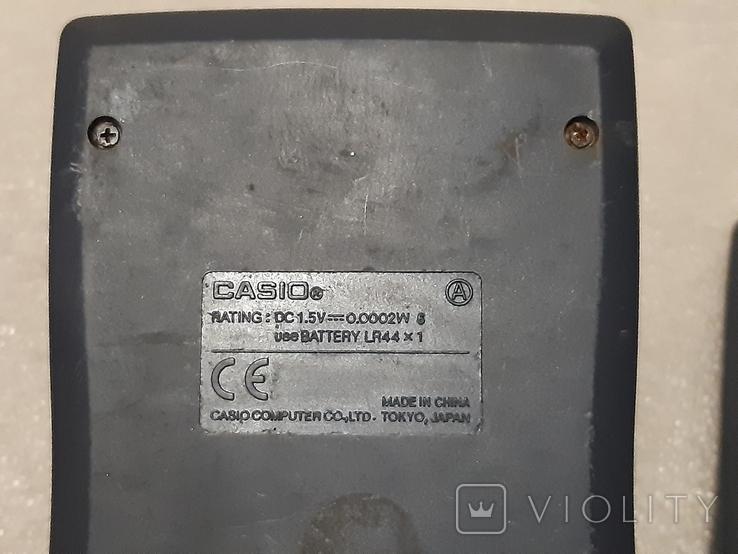 Калькулятор Casio, фото №8