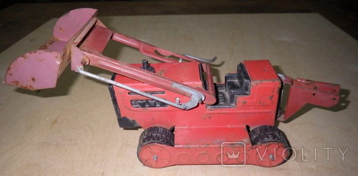 Трактор, фото №7