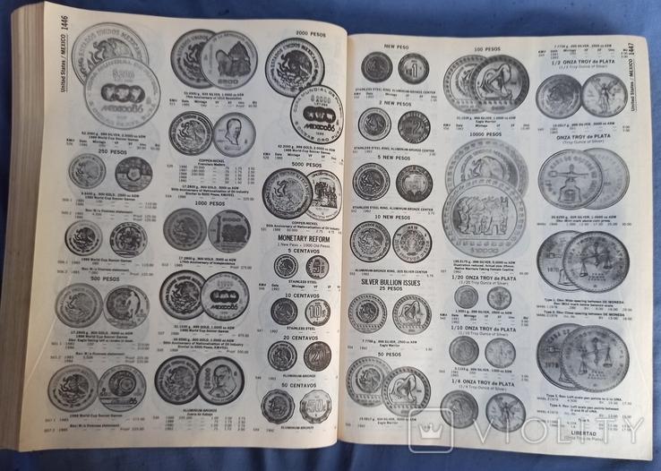 Каталог монет Краузе. 1994 год, фото №6
