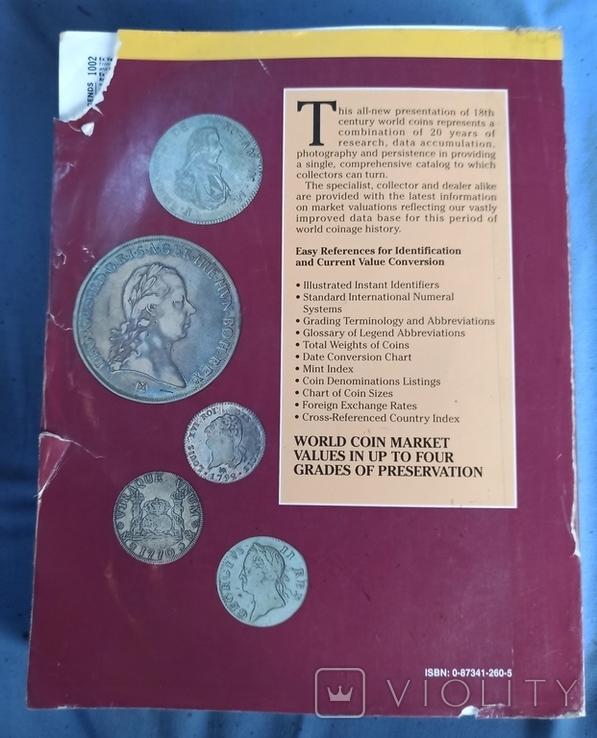 Монеты мира 1701 - 1800гг, фото №8
