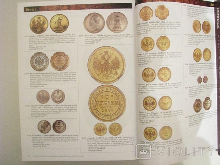 Аукционные каталоги HERITAGE + результаты торгов., фото №5