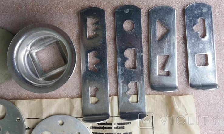 Тесто формовка для мясорубки СССР, фото №4
