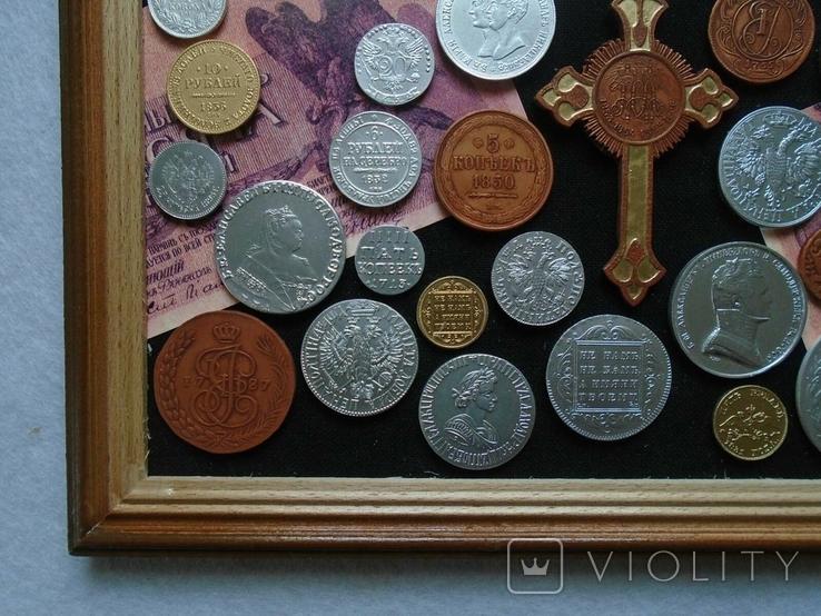Монети царської Росії. Копії., фото №5