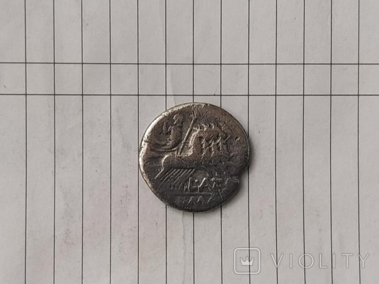 Республиканский денарий, фото №4