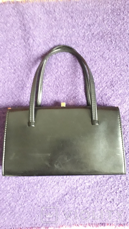 Вінтажна сумка 50-60х років, фото №2