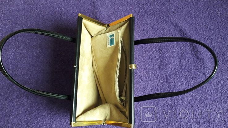 Вінтажна сумка 50-60х років, фото №5