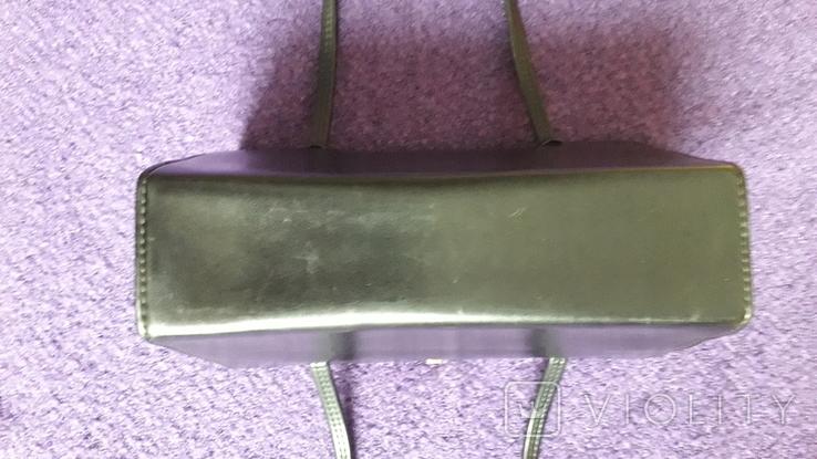Вінтажна сумка 50-60х років, фото №9