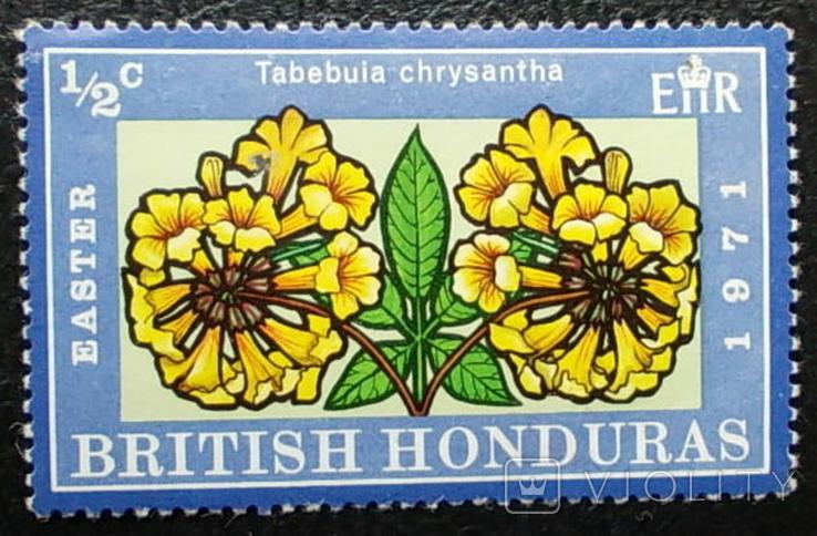 Британский Гондурас 1971 г. **, фото №2