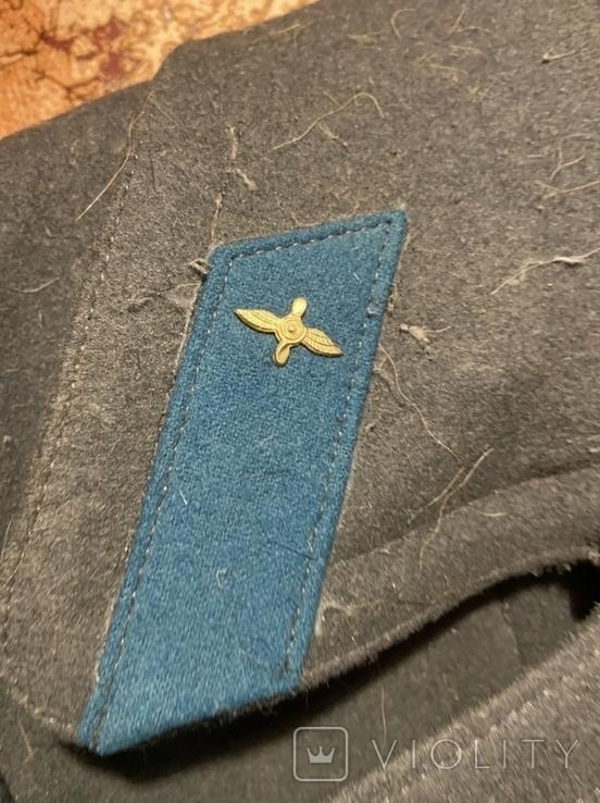 Шинель офицерская воздушно-военных, фото №6