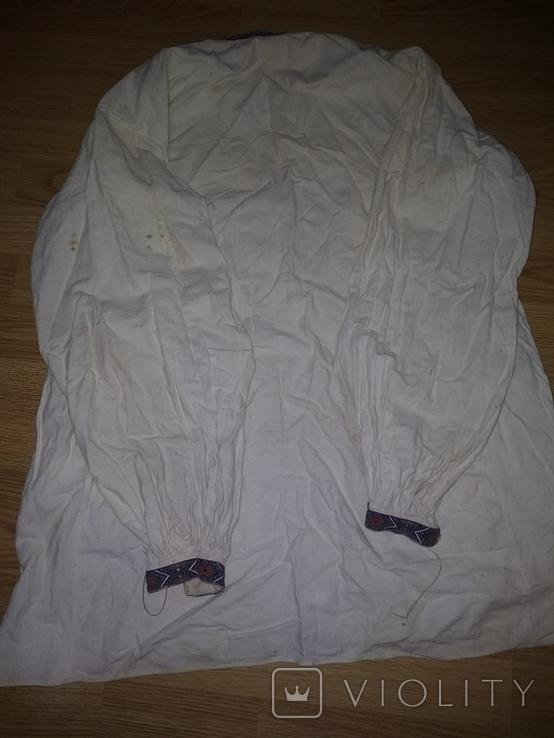Сорочка вишита чоловіча, фото №3