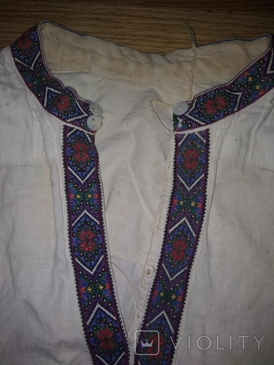 Сорочка вишита чоловіча, фото №10