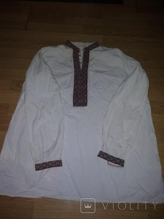 Сорочка вишита чоловіча, фото №2