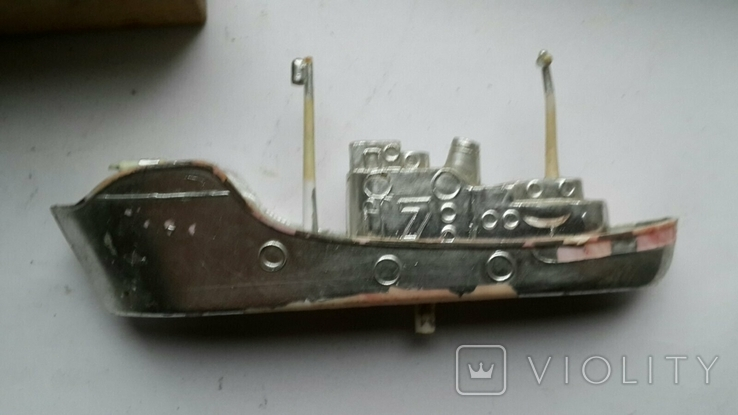 Сувениры настольные Одесса корабли 3шт, фото №5