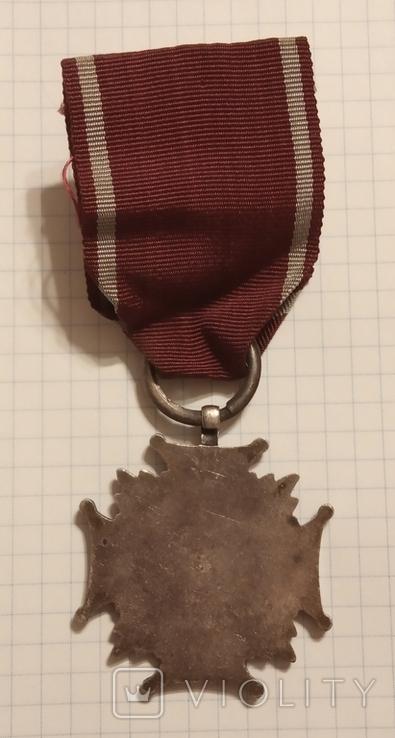 Крест За заслуги второй степени Польша, фото №5