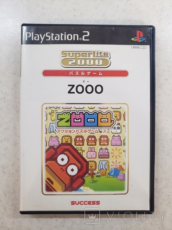 Zooo (PS2, NTSC-J), фото №2