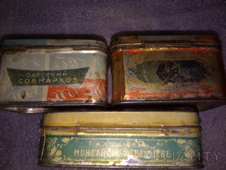 Жестяные коробки, фото №8