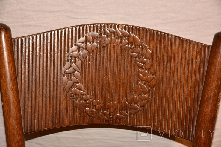 Венские старинные стулья.Яковъ и Іосифъ Конъ, фото №5