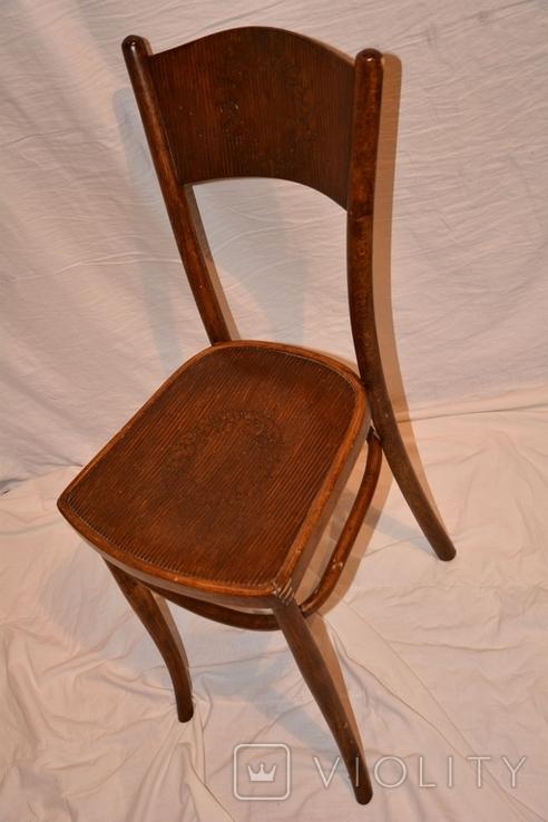 Венские старинные стулья.Яковъ и Іосифъ Конъ, фото №8