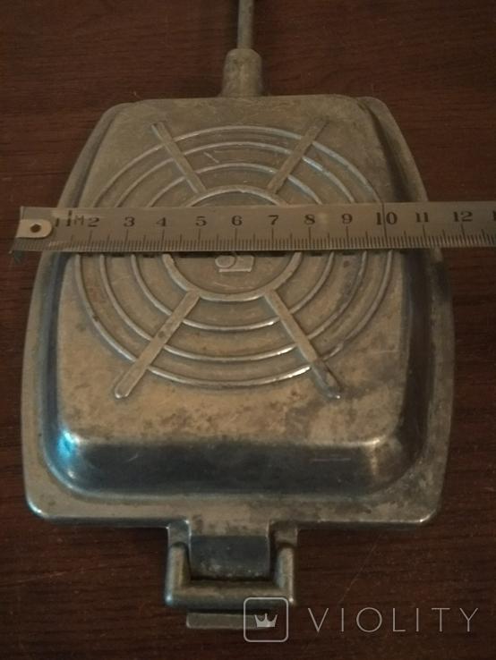 Тостер. Форма для приготовления тостов на газу-советская, фото №5