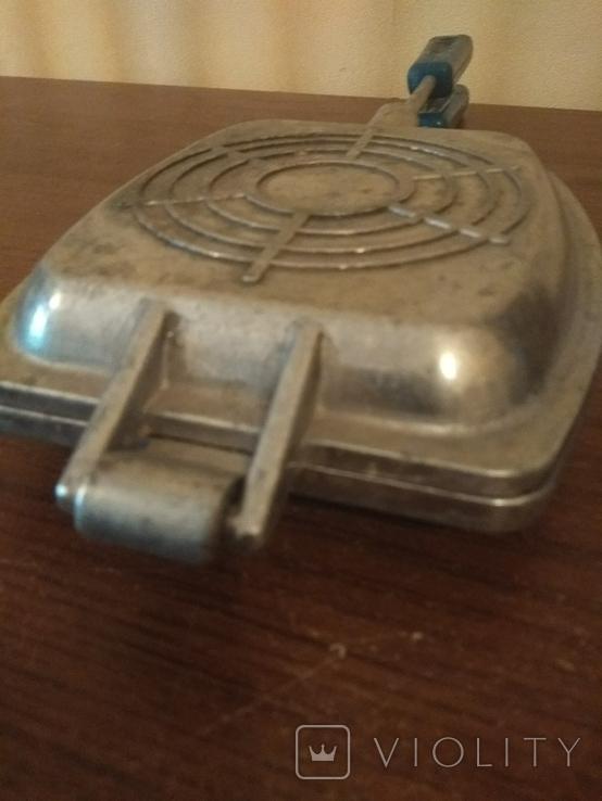 Тостер. Форма для приготовления тостов на газу-советская, фото №8