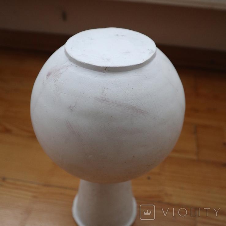 Гипсовая ваза, фото №10