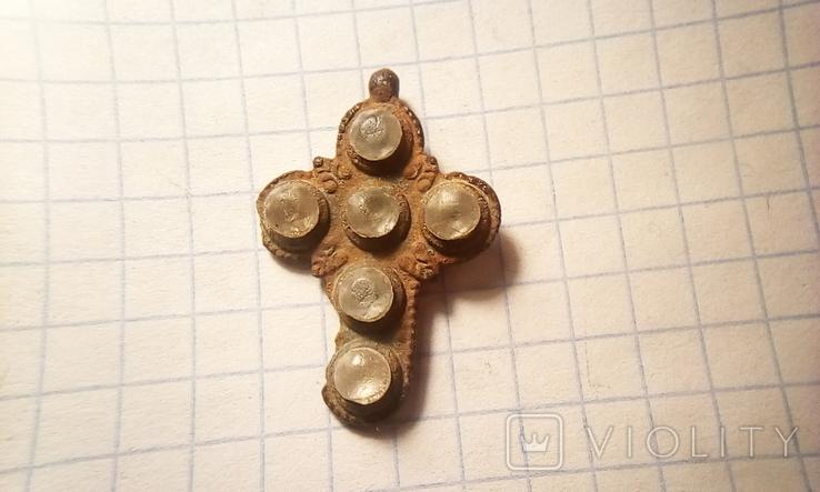 Крест с камняи, фото №2