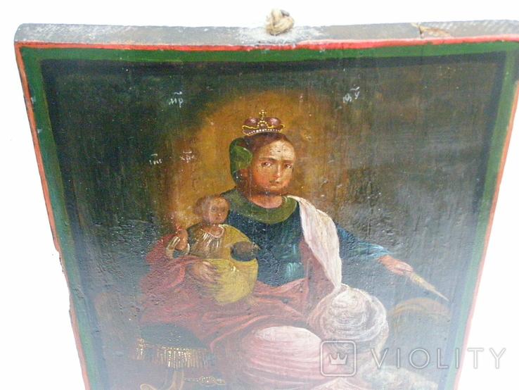 Икона украинское барокко, фото №3