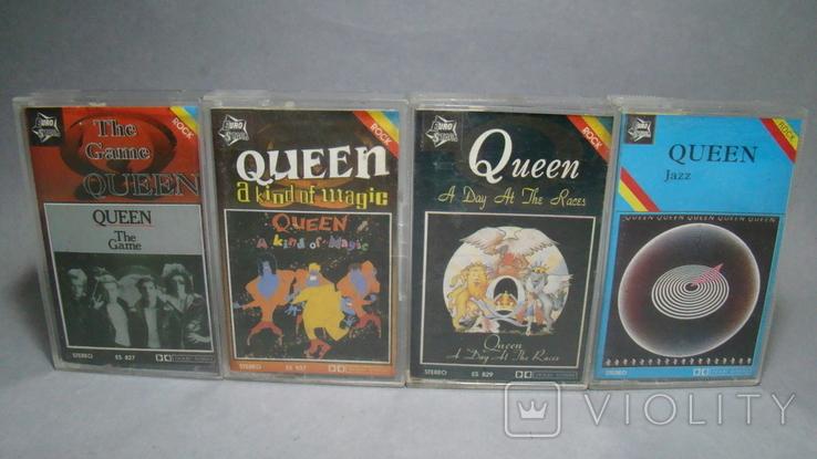 """Сборник кассет группы """"QUEEN"""", фото №3"""
