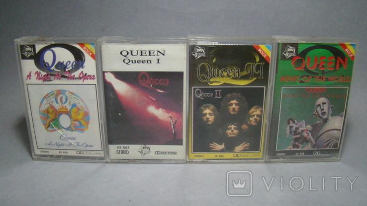 """Сборник кассет группы """"QUEEN"""", фото №4"""