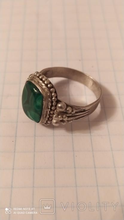 Серьги+кольцо, фото №5