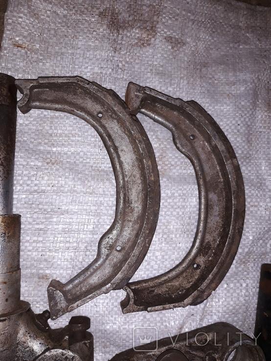 Свеча и колодки урал, фото №5