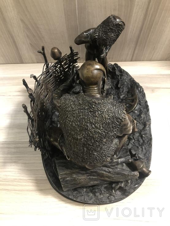 Скульптор Камиль Беседа, фото №3