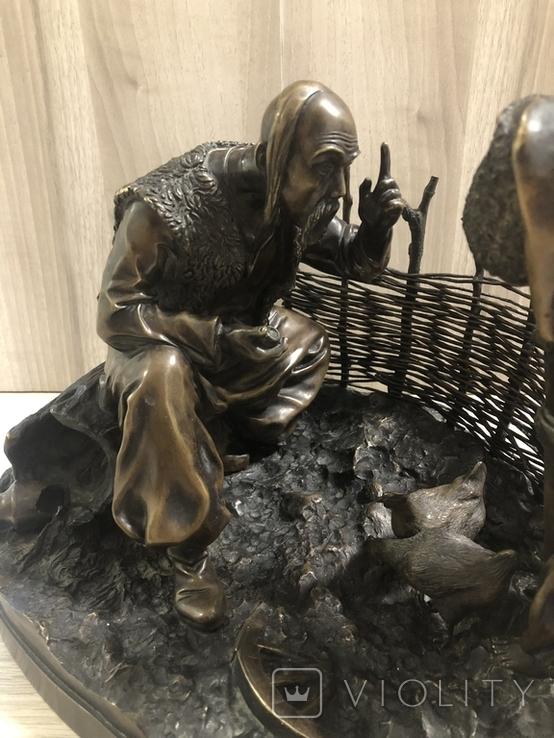 Скульптор Камиль Беседа, фото №6