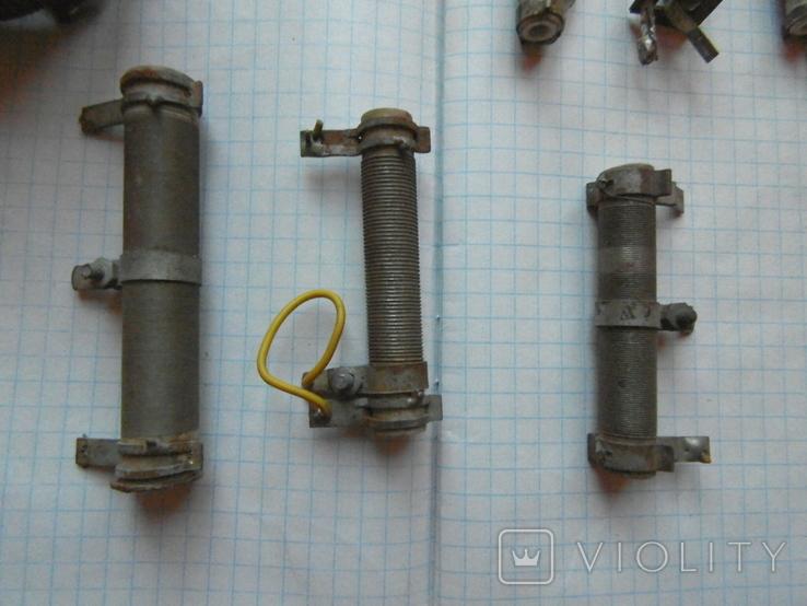 Резистори проволочні, фото №4
