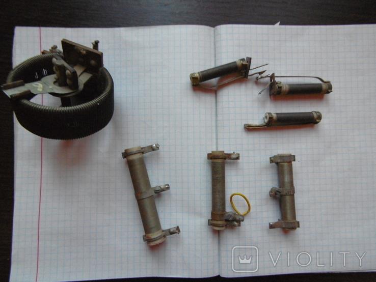 Резистори проволочні, фото №6