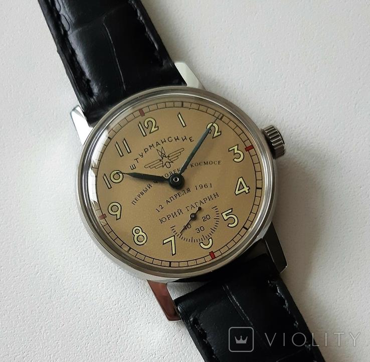 Часы  Марьяж Штурманские, фото №2