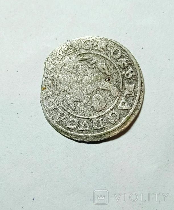 Грош 1626 года, фото №3