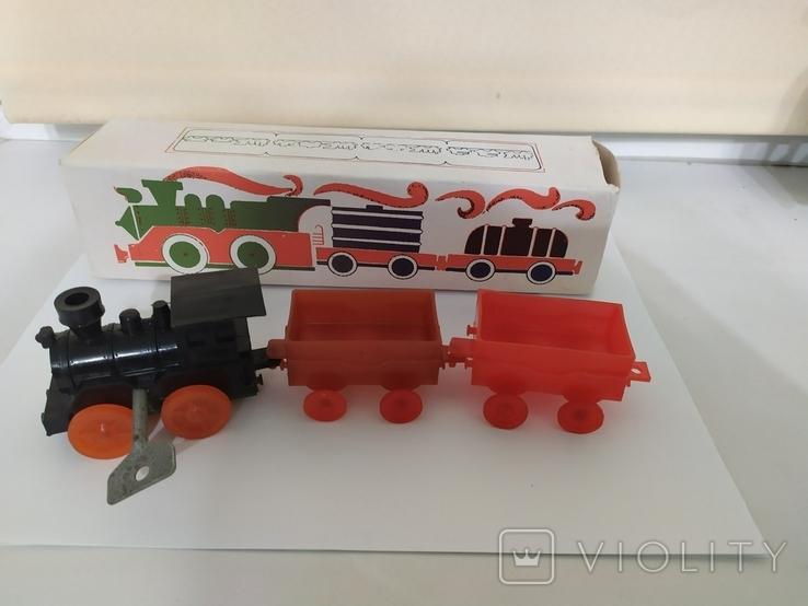 """Заводная игрушка """"Поезд"""" , новый, фото №2"""
