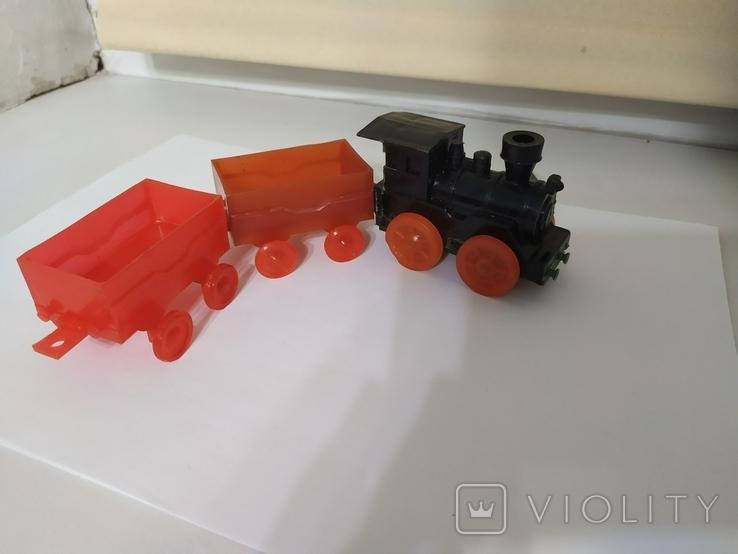 """Заводная игрушка """"Поезд"""" , новый, фото №6"""