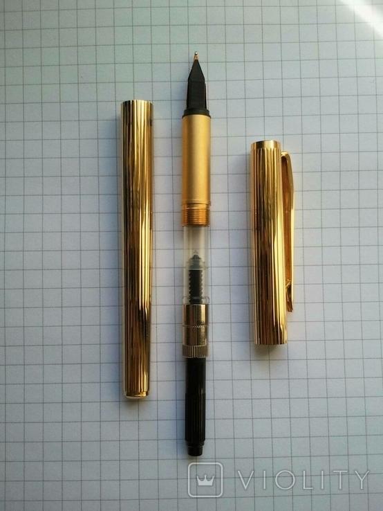 Набор перьевая ручка Montblanc Noblesse 1147 и шариковая ручка Montblanc, фото №8