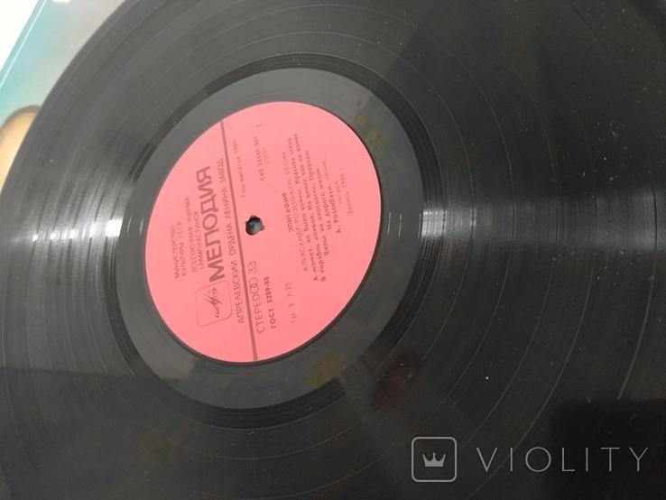 А.Розенбаум 2 пластинки, фото №4
