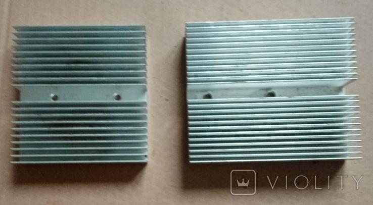 Радіатори алюміній, фото №2