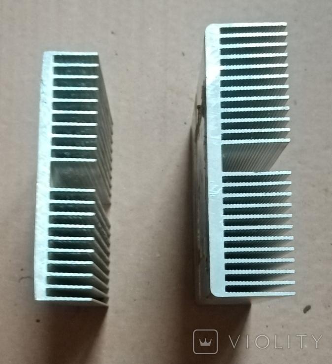 Радіатори алюміній, фото №3
