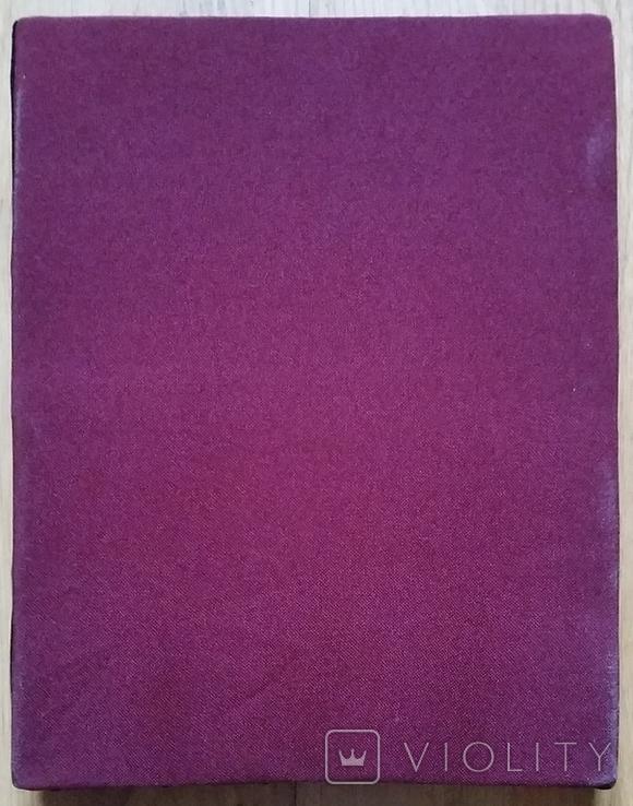 Ікона Володимирська Богородиця, латунь, 22,0х17,2 см, фото №13